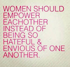 women should empower eachother